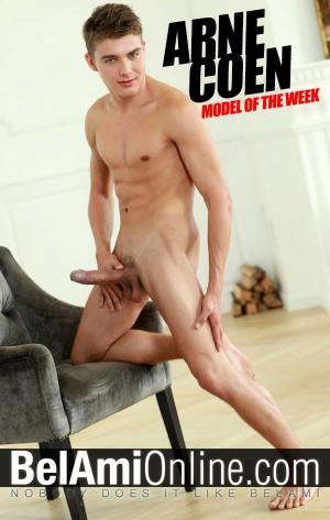 BelAmiOnline – Arne Coen – Model of the Week