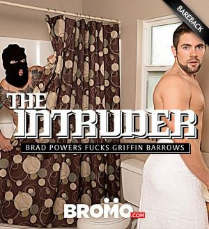 Bromo – The Intruder Part 2 – Brad Powers Fucks Griffin Barrows