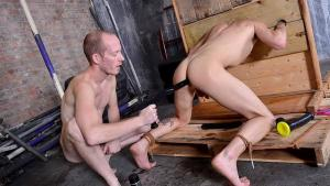 BoyNapped – Buggered In The Stocks! – Michael Wyatt & Sean Taylor