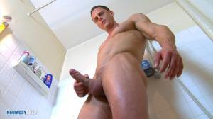 KeumGay – Stefen In The Shower – Part 1 of 2