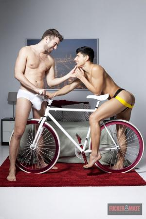 Fuckermate – The Bareback Biker With Zander Craze & Ken Summers