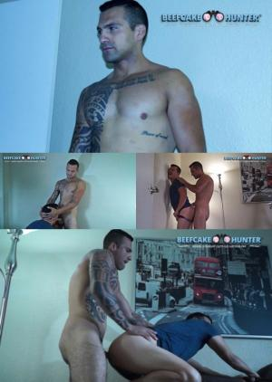 BeefCakeHunter – Beefcake Sandro fucks good