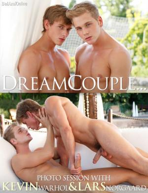 BelAmiOnline – Photo session with Kevin Warhol and Lars Norgaard