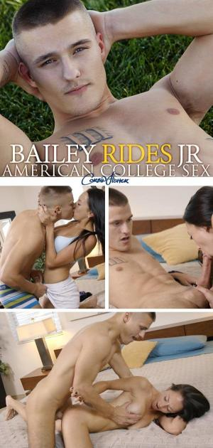 CorbinFisher – Bailey Rides JR