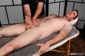 SpunkWorthy – Year-end bonus – Marek's massage