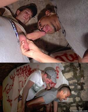 FrenchLads – Interracial Chav Fuckers Going Deep – Bareback