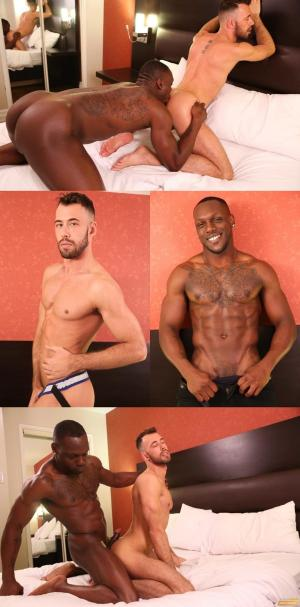 NextDoorEbony – Sensual Enticement – Leo Brooks & Brandon Jones