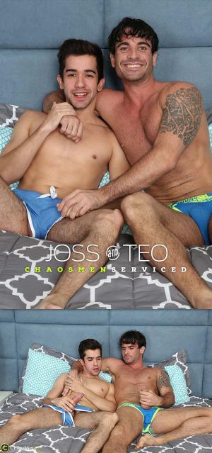 ChaosMen – Joss and Teo – Serviced