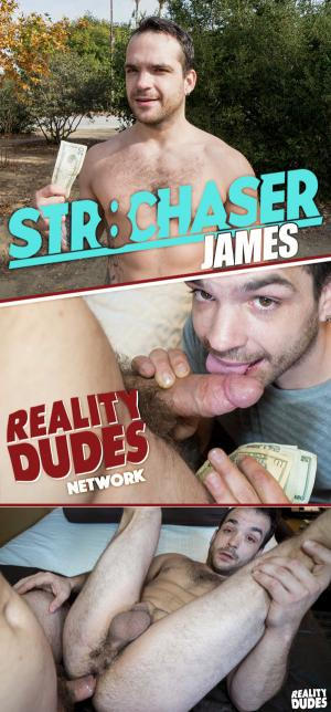 Str8Chaser – James – Hot, Buff, Scruffy & Stranded – RealityDudes