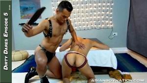 PeterFever – Dirty Dares Episode 5 – Eli & Coda
