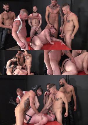 RawandRough – Patrick's Gang Bang