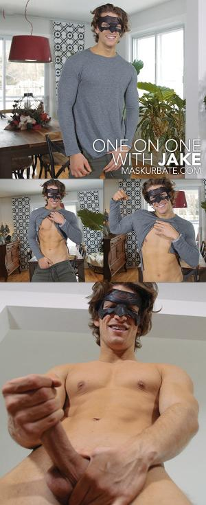 Maskurbate – One On One With Jake