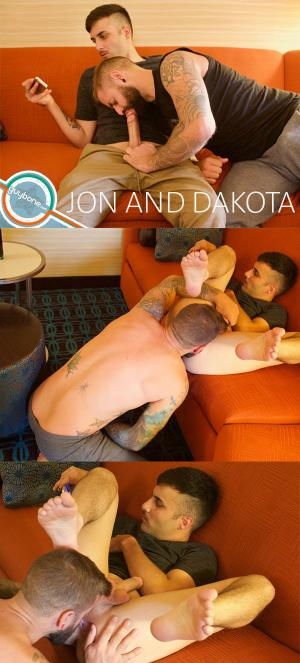 GuyBone – Jon Shield & Dakota Raw