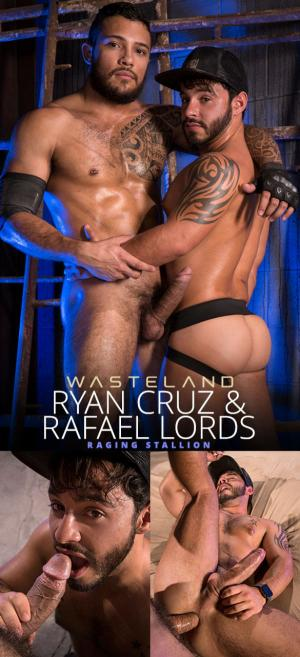 RagingStallion – Wasteland – Ryan Cruz fucks Rafael Lords