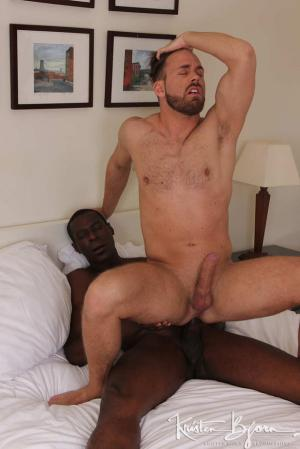 Kristenbjorn – Sex Men: Black And White – Logan Moore & Titan Tex – Bareback