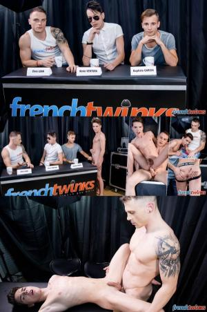 FrenchTwinks – Job interview for an 18 years twink – William Lefort