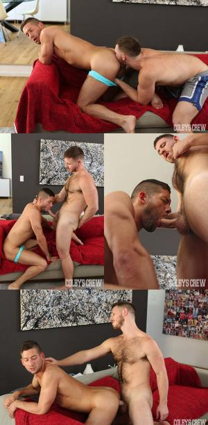 ColbysCrew – My Sexy Coach – Kyle Kash & Spencer Whitman