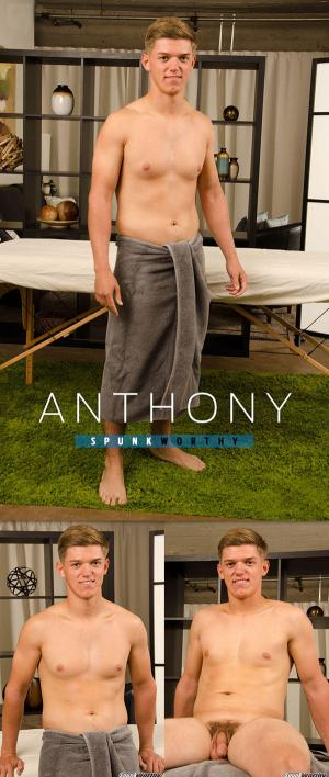 SpunkWorthy – Anthony's Massage