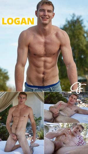 CorbinFisher – Logan rubs one out