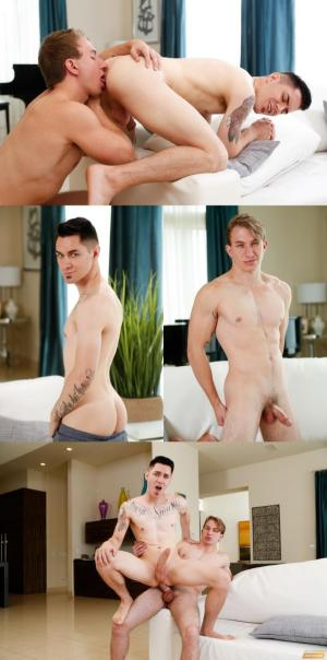 NextDoorBuddies – Rumor Slut – Zak Bishop & Miles Taylor