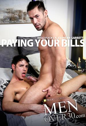 MenOver30 – Paying Your Bills – Rego Fucks Alexander Garrett
