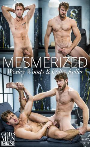 GodsofMen – Mesmerized – Colby Keller pounds Wesley Woods – Men.com