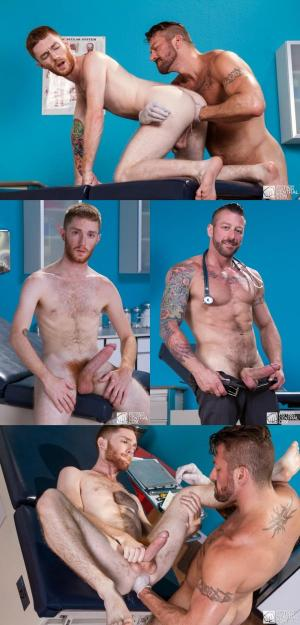 FetishForce – Dr Office Fisting – Seamus O'Reilly & Hugh Hunter