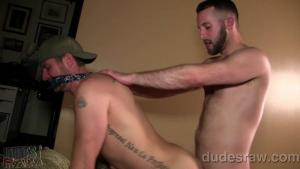 DudesRaw – Whored Out & In – Christian Matthews & Tanner Shields – Bareback