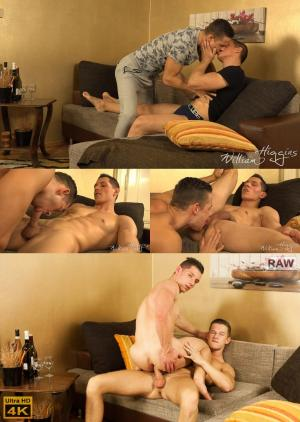 WilliamHiggins – Peter and Martin – Screen Test RAW – FULL CONTACT – Martin Hovor & Peter Lipnik – Bareback