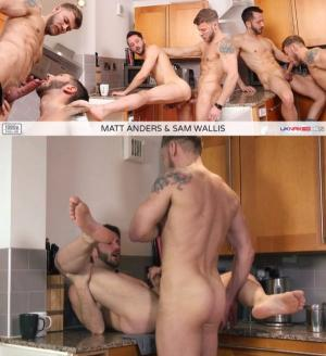 UKNakedMen – Matt Anders & Sam Wallis