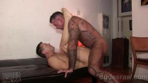 DudesRaw – Ray Dalton & Ryan Cummings – Bareback