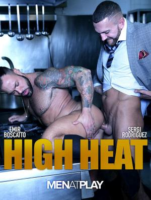 Menatplay – High Heat – Emir Boscatto & Sergi Rodriguez