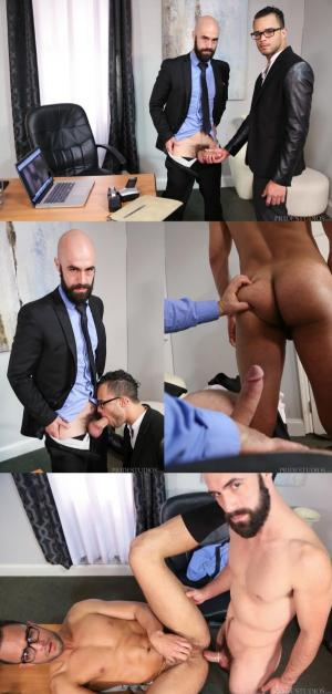 ExtraBigDicks – My Assistant is a Porn Star – Javier Cruz & Lex Ryan
