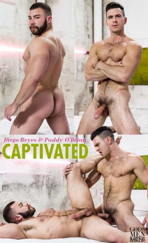 GodsofMen – Captivated – Paddy O'Brian fucks Diego Reyes – Men.com