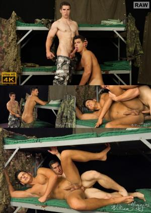 WilliamHiggins – Honza and Erik RAW – FULL CONTACT – Erik Drda & Honza Onus