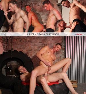 UKNakedMen – Kayden Gray & Billy Rock