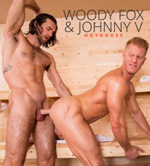 HotHouse – Bathhouse Ballers – Woody Fox pounds Johnny V