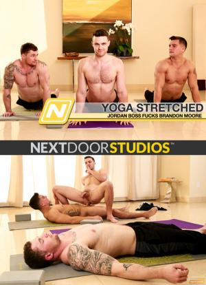 NextDoorStudios – Yoga Stretched – Jordan Boss Fucks Brandon Moore
