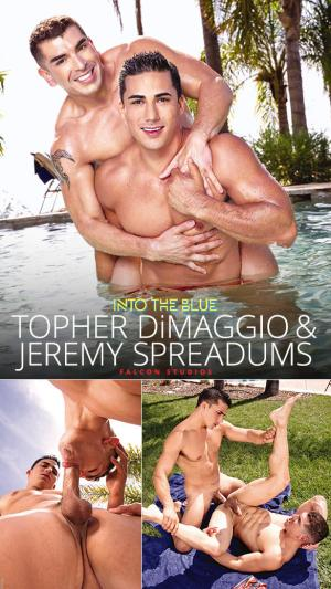 FalconStudios – Into the Blue – Topher DiMaggio fucks Jeremy Spreadums