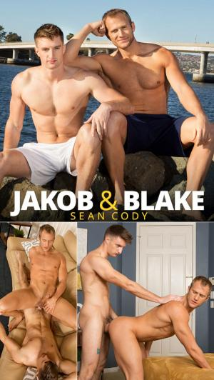 SeanCody – Jakob's first gay fuck with Blake – Bareback