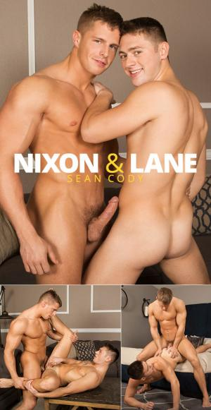 SeanCody – Nixon pounds Lane bareback