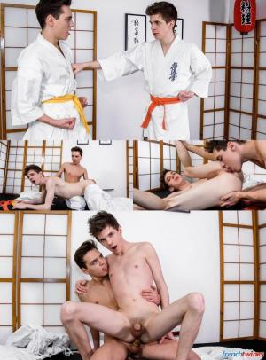 FrenchTwinks – Karate Twinks – Abel Lacourt and William Lefort