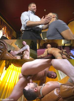 Boundgods – The Arrangement – Kaden Alexander & Colby Jansen