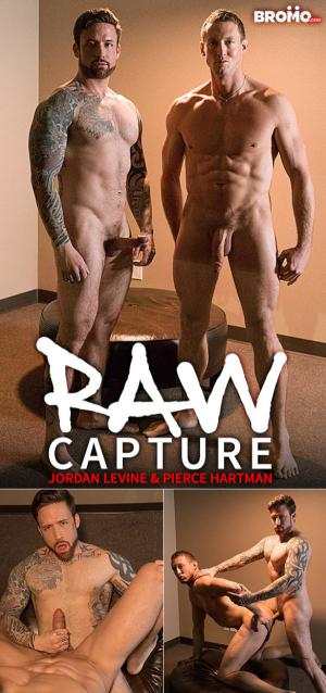 Bromo – Raw Capture – Jordan Levine slams Pierce Hartman
