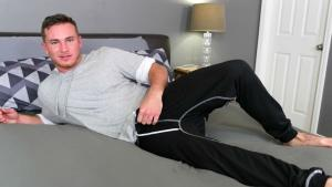 BrokeStraightBoys – Getting To Know The Real Brenden Steel – Solo