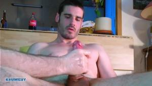 KeumGay – Pierre, a handsome hetero gets massaged by 2 guys -new angle