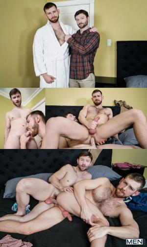 DrillMYHole – Slut Cash Part 3 – Dennis West & Jacob Peterson – Men.com