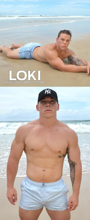 AllAustralianBoys – Loki