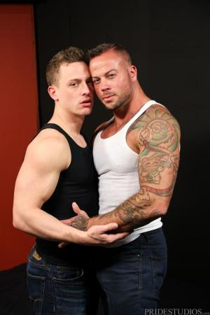 ExtraBigDicks – My First Time – Sean Duran & Tommy Regan