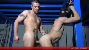 YoungBastards – Big-dicked Mathieu Ferhati vs. hooded Greg Ken – Mathieu Ferhati & Greg La Cagoule